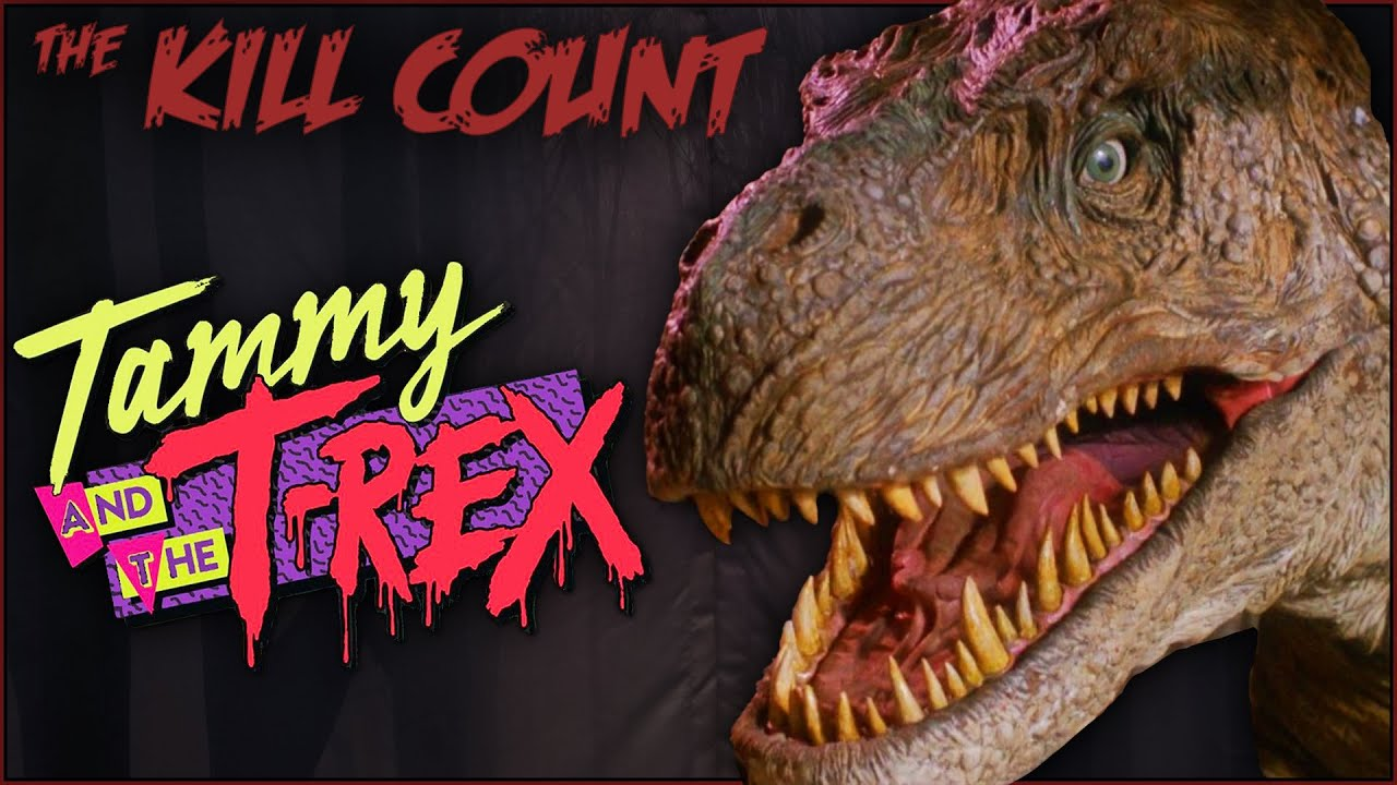 Tammy and the T-Rex (1994) KILL COUNT