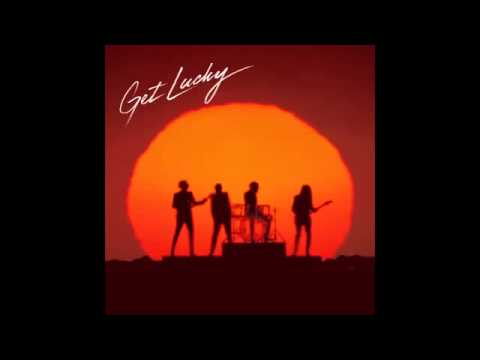 MP3 DOWNLOAD Daft Punk Get Lucky Official ft  Pharrell Williams NO SURVEY