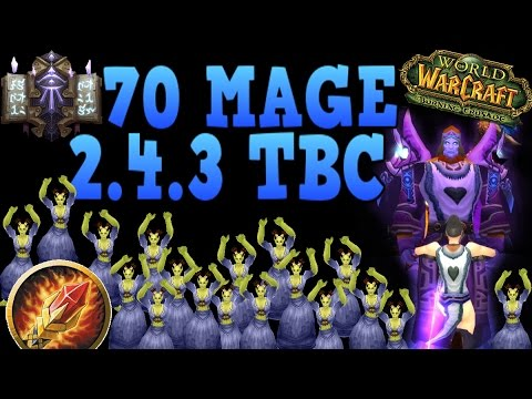 Karazhan The Burning Crusade 2.4.3 - Hellfire II ...