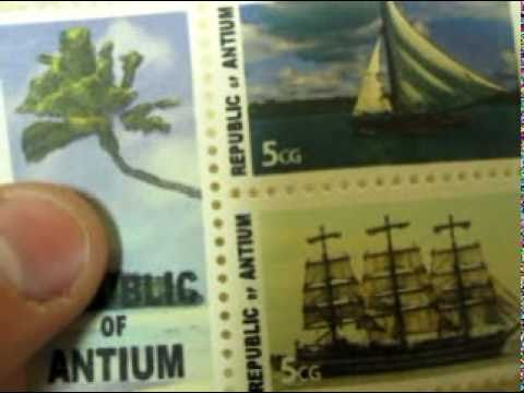 How To Make Postage Stamp Perforations