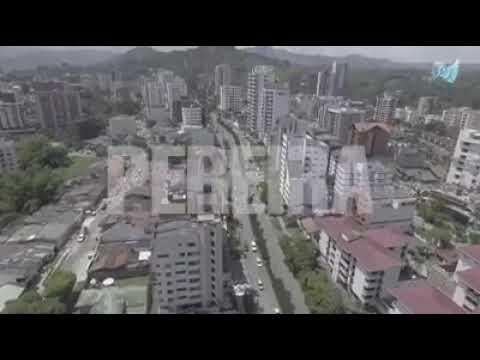 Pereira, capital del eje cafetero.