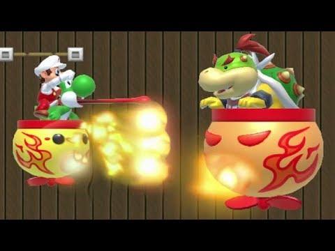 Super Mario Maker - 100 Mario Challenge #172 (Expert Difficulty)