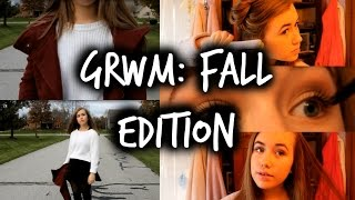 GRWM: Fall/Autumn Edition Thumbnail