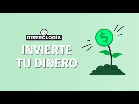 Dinerología: ¿Cómo invertir mi dinero?