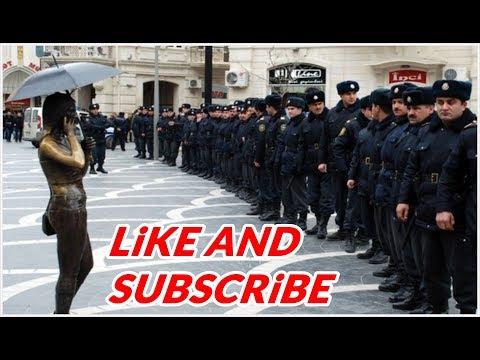 Azərbaycan polisinin uğurlu vəzifə icraatı Азербайджанская полиция Azerbaijani police