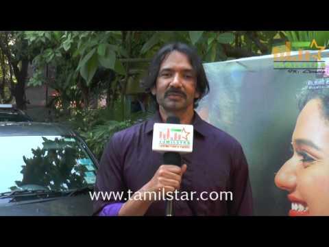 Vincent Asokan at Ennul Aayiram Movie Team Interview