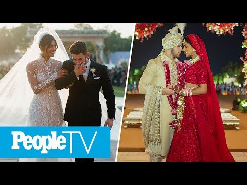 Take An Inside Look At Priyanka Chopra And Nick Jonas&39; Emotional Wedding   PeopleTV