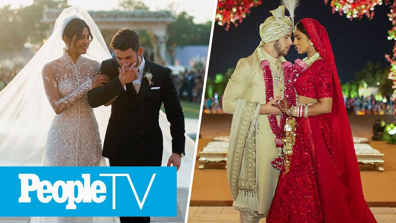 Take An Inside Look At Priyanka Chopra And Nick Jonas' Emotional Wedding (Full) | PeopleTV