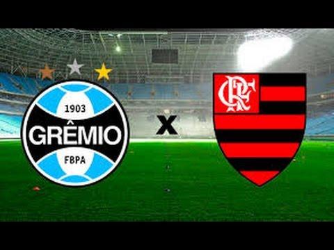 Grêmio 1 x 0 Flamengo 22 05 2016   Brasileirão 2016   2° Rodada