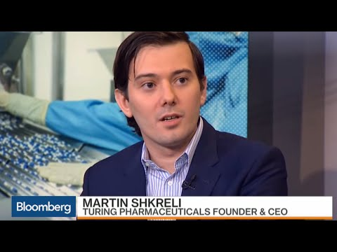 Douchebag CEO Raises The Price Of AIDS Drug   What's Trending Now