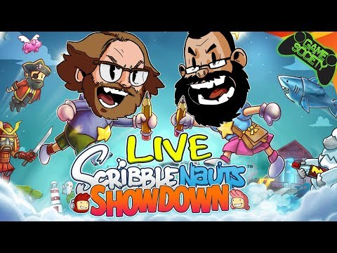 Scribblenauts Showdown/Far Cry 5 LIVE - Game Society Pimps