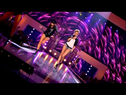 Alexandra Stan - Mr Saxobeat (Live @ Eska Music Awards 2011)