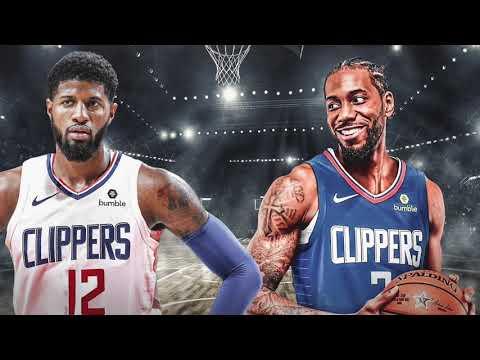 NBA 2k20 Kawhi Leonard / Paul George Build. Must watch