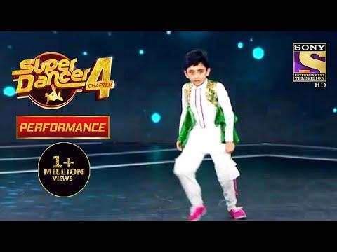 Sanchit ने किया सभी को Amazed    Super Dancer 4   सुपर डांसर 4