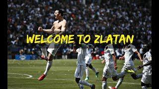 Welcome to Zlatan - THE MOVIE 2018 | LA Galaxy Zlatan's Debut