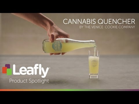 Cannabis Quencher by Evergreen Herbal – Product Spotlight