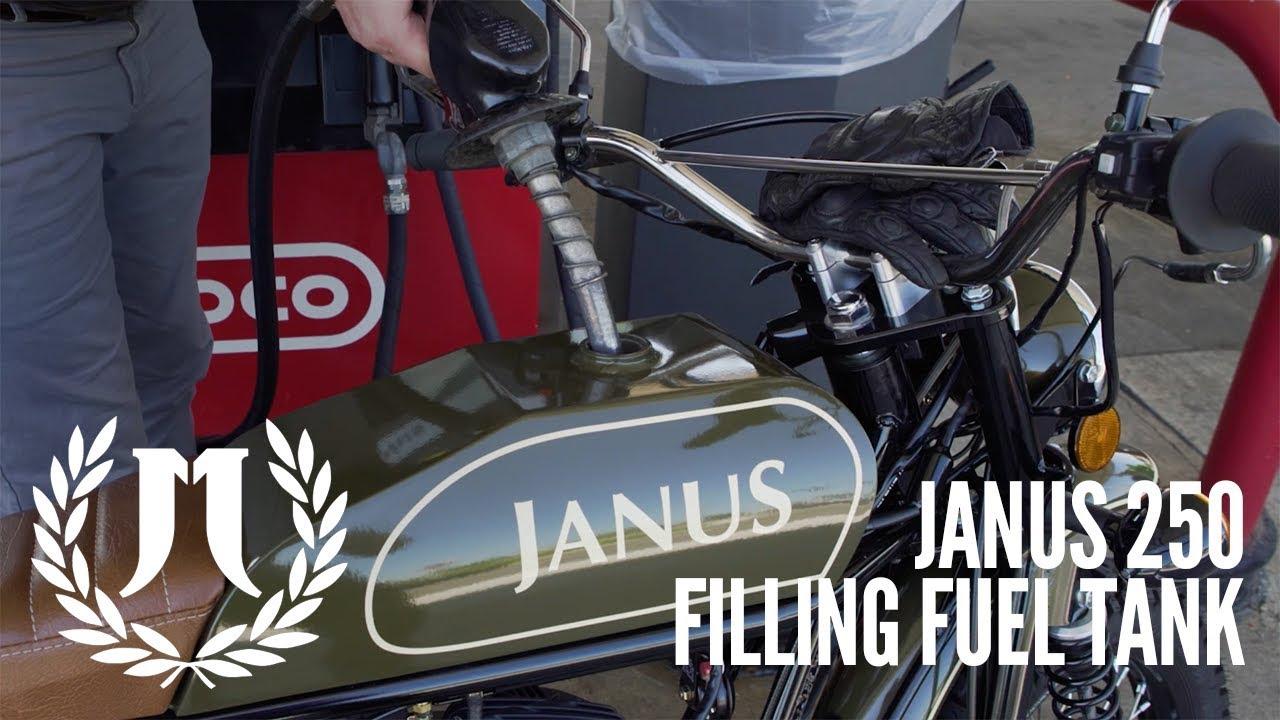 Support — Janus Motorcycles