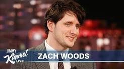 Zach Woods on Silicon Valley, Kumail Nanjiani's New Body & Avenue 5