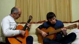 Кубинский танец (гитара) / Cuban Dance (guitar)