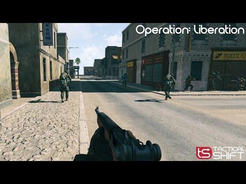 Организованные игры Tactical Shift
