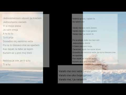 Varalica – Sara yo X Edita (Lyrics\Tekst)
