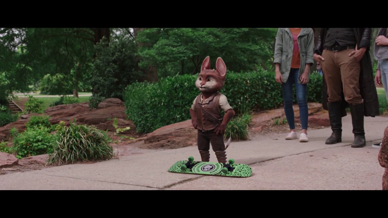 Download Adventures of Rufus: The Fantastic Pet Animation Reel