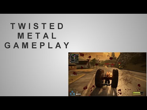 Sony Sells VAIO PC Business!?!   Twisted Metal Gameplay