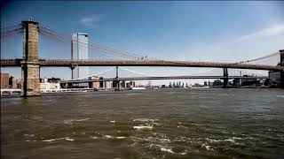 East River Time Lapse.