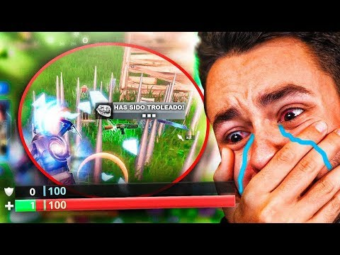 EL MAYOR TROLEO a GREFG en Fortnite...