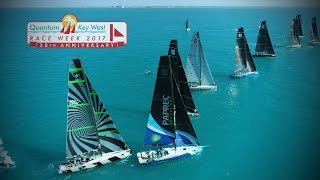 Quantum Key West Race Week 2017 - Friday
