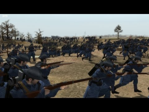 Men of War Cinematic - WW1 Trench Assault