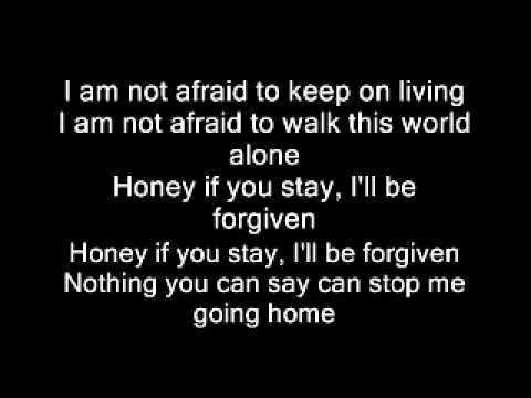 My Chemical Romance  Famous Last Words With Lyrics