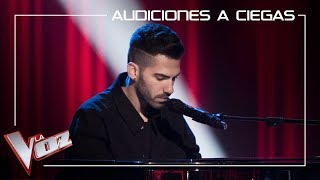 Aitor Martín - Dark times | Blind Auditions | The Voice Of Spain 2019 YouTube Videos