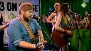 Of Monsters and Men, live acoustic at The Lowlands Festival 2012