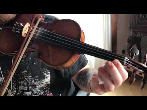 Pt. 1 - How to play Harry Potter (Hedwigs Theme) on Violin - Tutorial