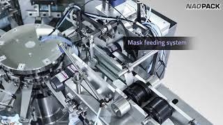 [NAOPACK]마스크 자동포장기계