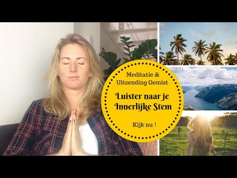 Maria Johanna - Luister Naar Je Innerlijke Stem - VisioenenMeditatie