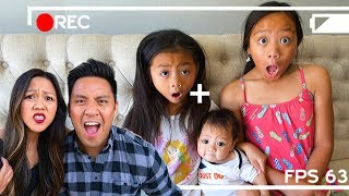 HIDDEN CAMERA ON KID'S HOME ALONE! (WONT BELIEVE WHAT THEY DID) | BABYSITTING