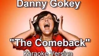 """Danny Gokey """"The Comeback"""" BackDrop Christian Karaoke"""