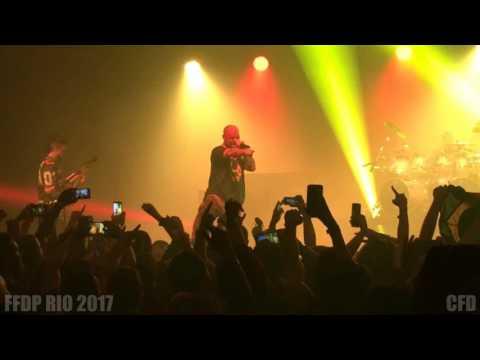 Five Finger Death Punch - Lift Me Up Live @ Rio de Janeiro 10/05/2017