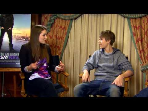 Justin Bieber Family Channel Interview PT3