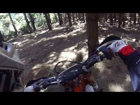 300exc 6 days south head trailride dropped it right at the end