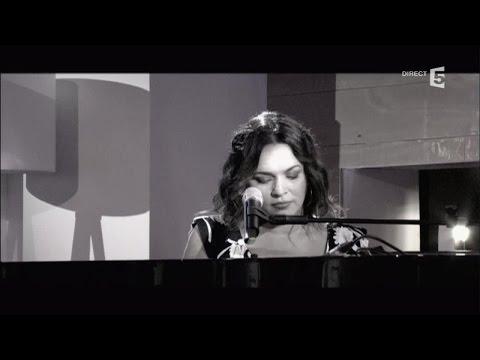 Norah Jones, en Live - C à vous - 28/09/2016