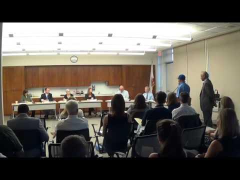 Orinda School Board Meeting, Oct. 12, 2015, part 1