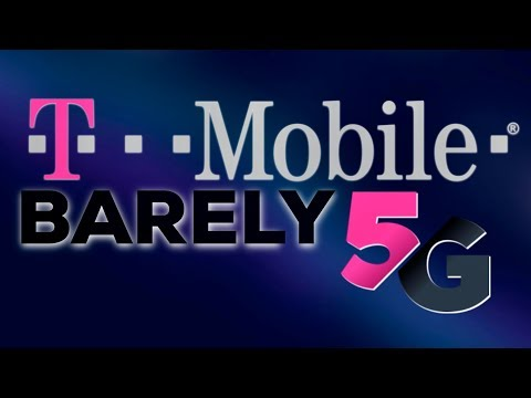 T-Mobile announces Barely 5G!