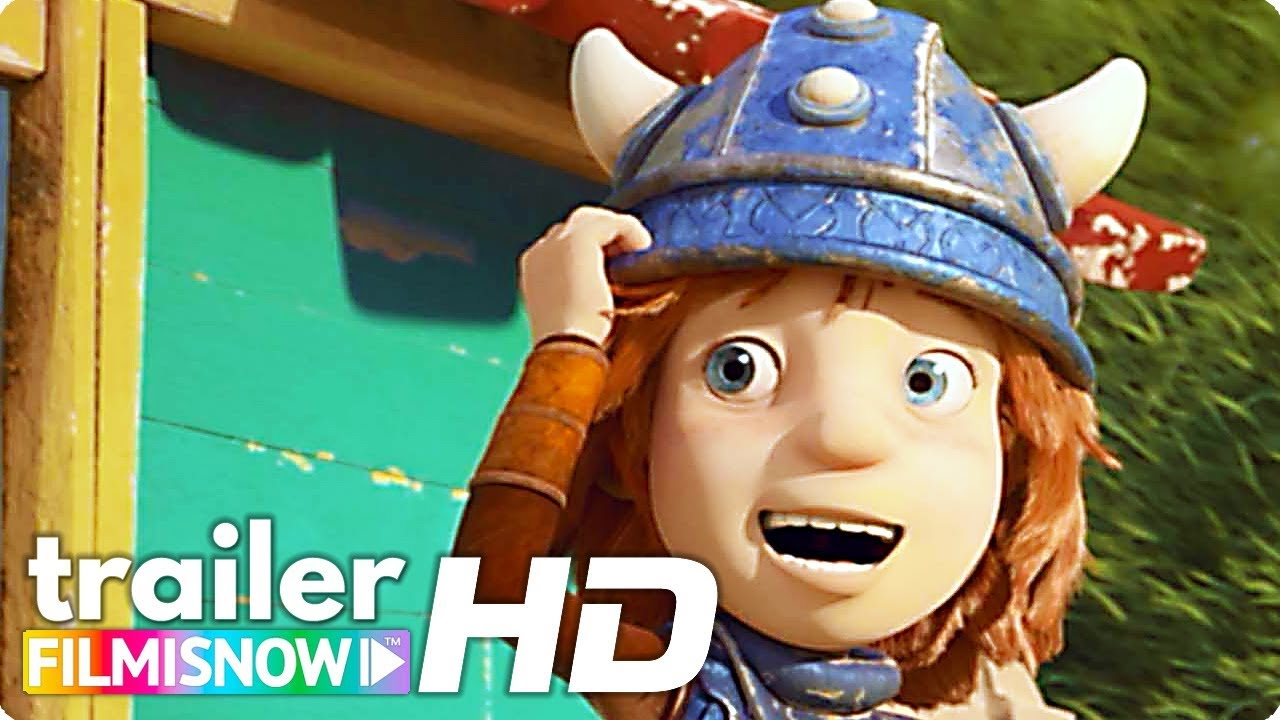 Download VIC THE VIKING: THE MAGIC SWORD Trailer 🛡️⚔️ Family Movie