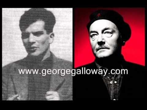 George Galloway on John Cornford  BBC Radio 4