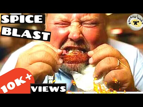 Top 10 Spiciest Cuisine in the world | spiciest food in the world | Kitchen with a Knife|Top 10 -Ep8