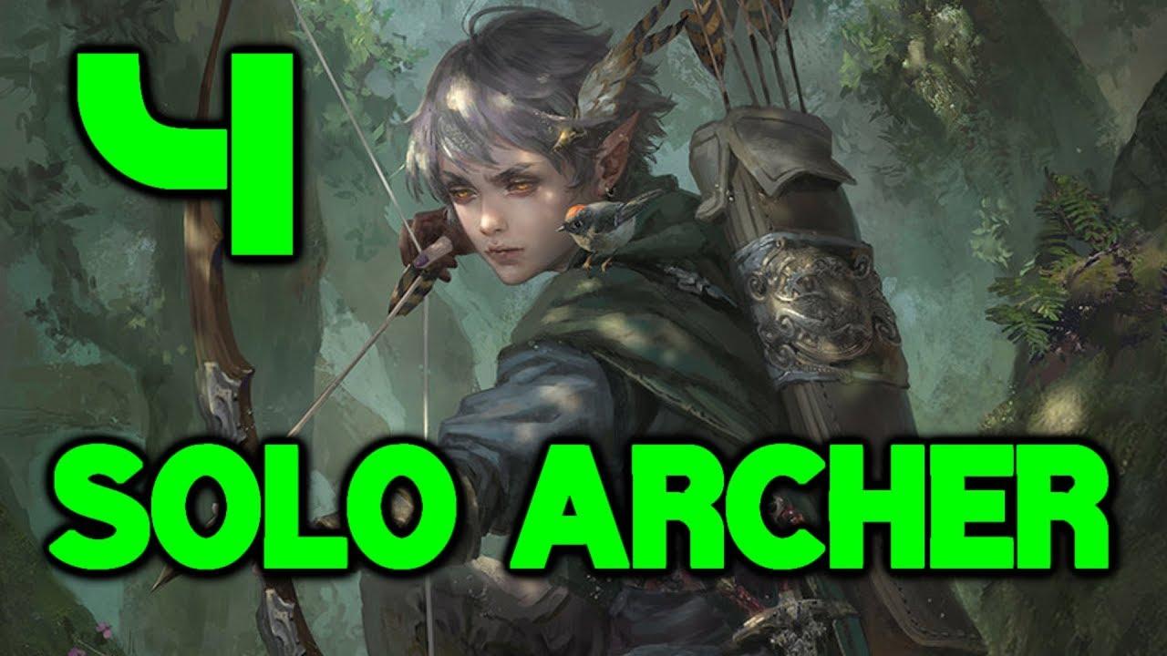 Divinity OS 2 - Definitive Edition: Archer solo Final Battle (Honour) -  Part 4