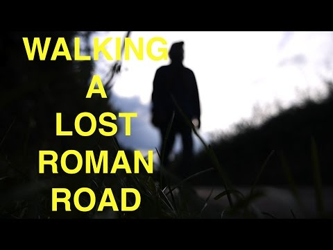 Walking along a forgotten Roman Road